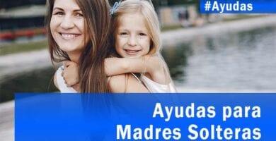 ayudas madres solteras