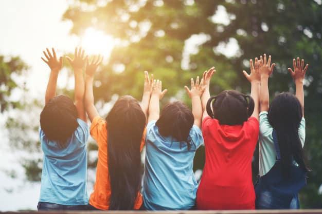 Niños con pensión de orfandad