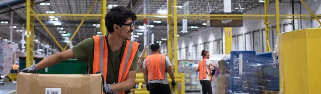 Trabajador Amazon España