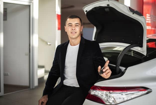 Ayuda compra coche en España