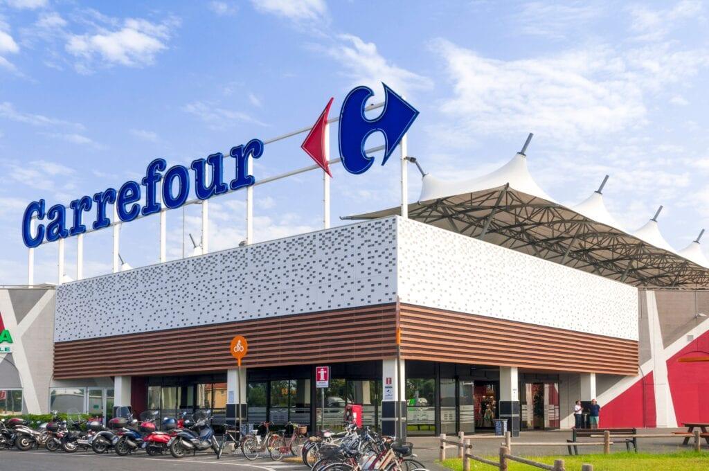 Trabajar en Carrefour España