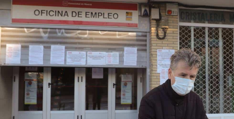 Oficina de empleo durante el covid-19