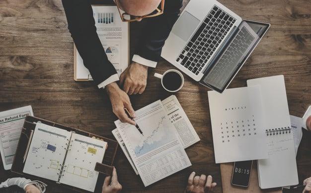Modalidad de cursos de negocios y administración