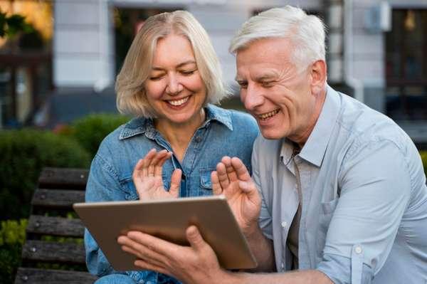 Desempleo para mayores de 65 años o jublidos