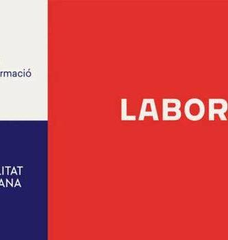 Inscripción en Labora Servicio de empleo publico de Valencia
